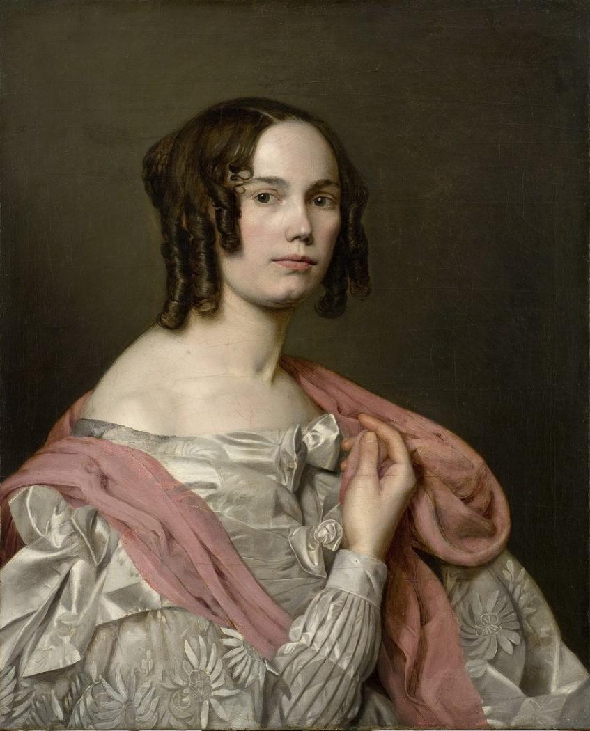Katarina Ivanović - autoportret