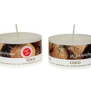 Mirisna sveća 250 gr-kokos