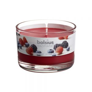 Bolsius sveća Red berry 63/90