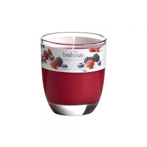 Bolsius sveća Red berry 80/70