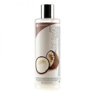 Flor de Mayo gel za tuširanje kokosovo ulje 300 ml