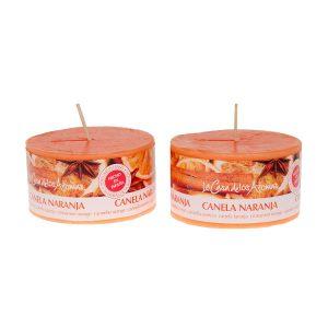 Mirisna sveća 250 gr- Narandža
