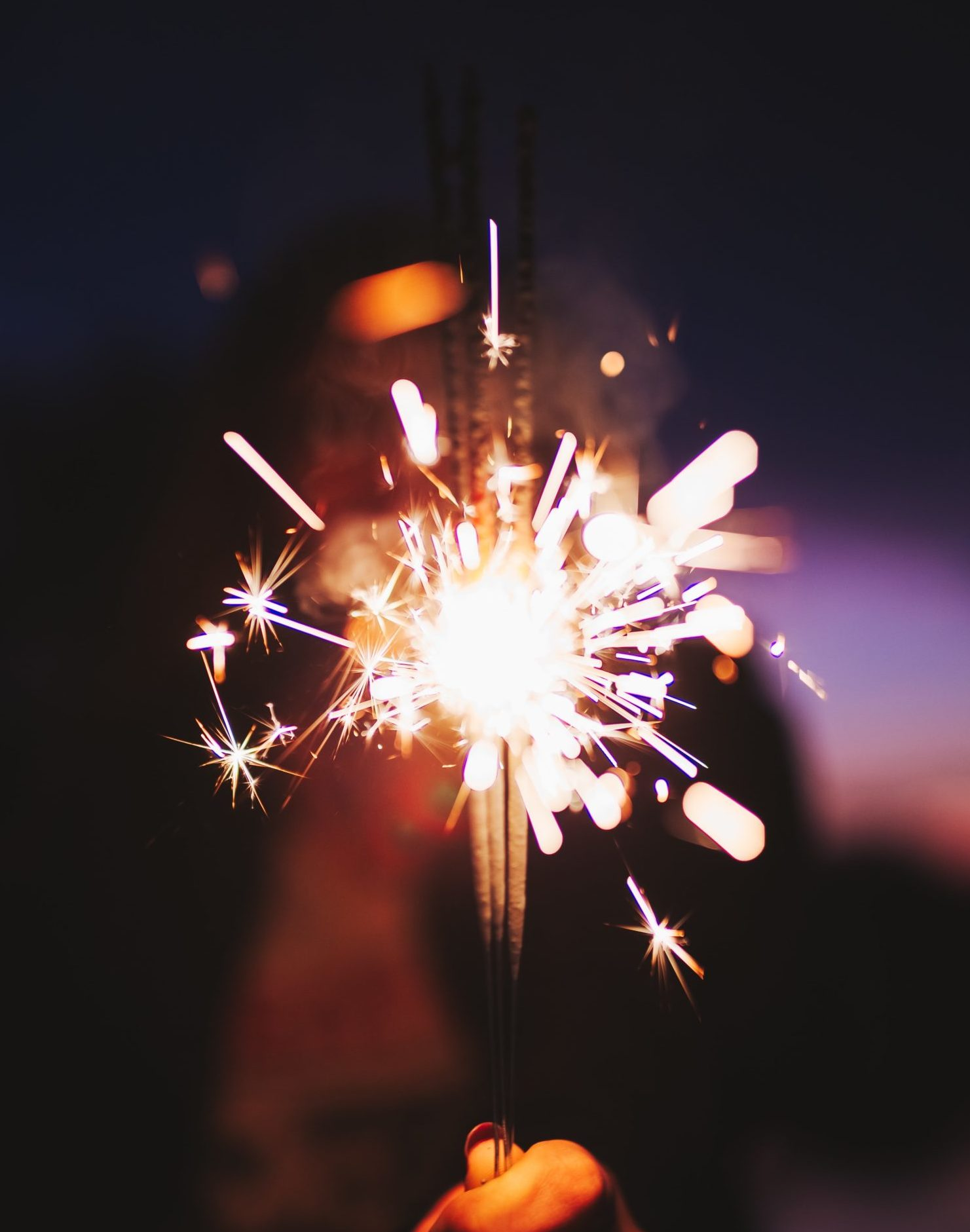 selective-focus-photograph-of-sparklers-1272347