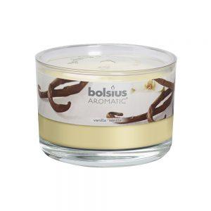 Bolsius mirisna sveća vanila 63/90